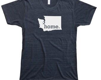Homeland Tees Men's Washington Home T-Shirt