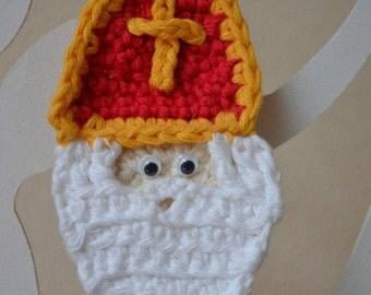 Sinterklaas HAAKPATROON - CROCHET PATTERN