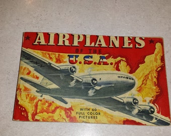 1942 - Airplanes of the U.S.A.