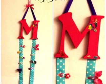 Little Mermaid Hair-bow holders