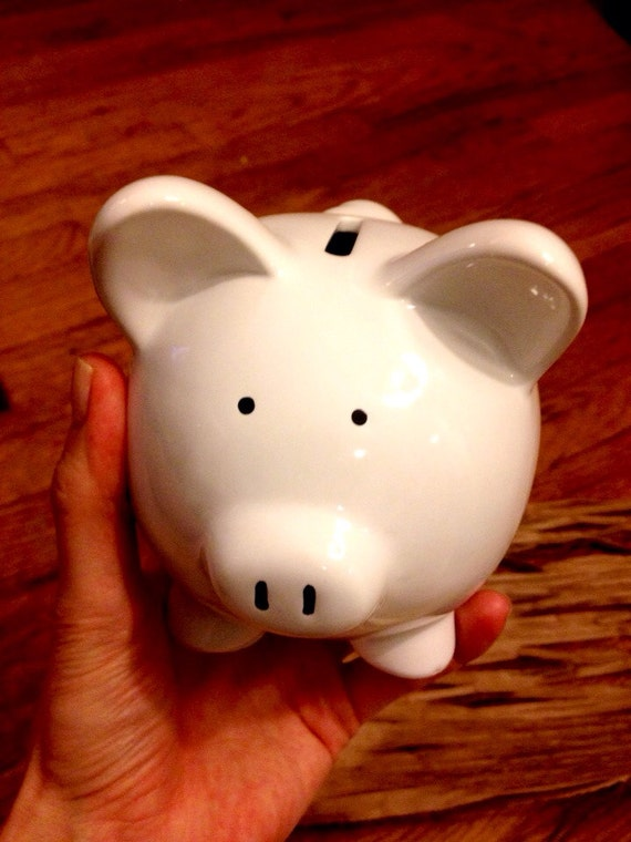 What Paint To Use On Ceramic Piggy Bank