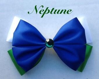 neptune hair bow