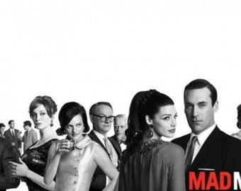 Mad Men Checkbook Cover Free Shipping