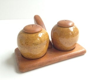 Scandinavian Salt & Pepper Shakers