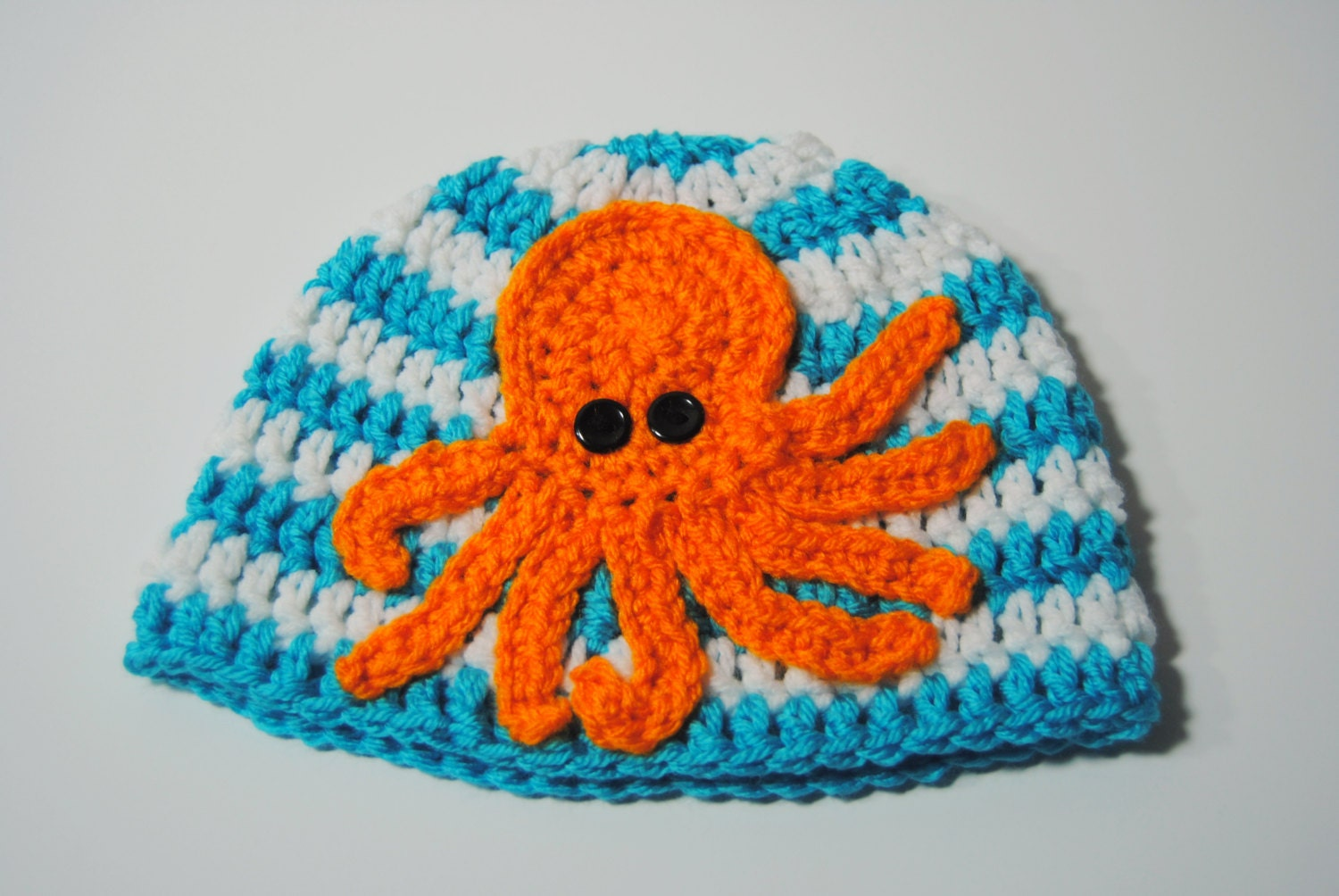 Crochet Octopus Hat : Chandeliers & Pendant Lights