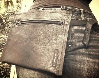 leather mini bag handmade TOBEMAD MN/MS No. 01