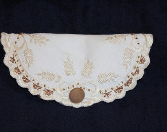 Handmade Vintage Ladies Sewing Kit