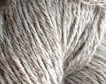 Knitting Silver Yarn