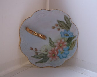 Vintage Handpainted Lemon Tray