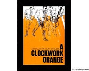 Popular items for clockwork orange on Etsy