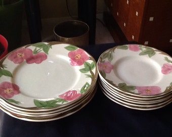 Vintage Franciscan China On Sale was 60.00 now 35.00