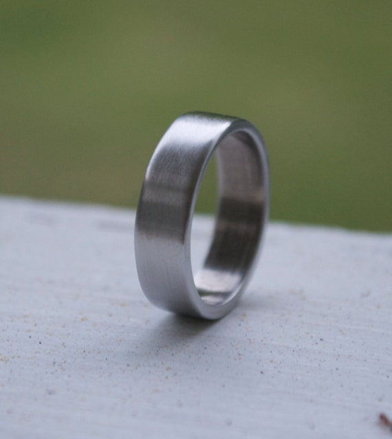 shotgun ring classic wedding band mens wedding ring mens