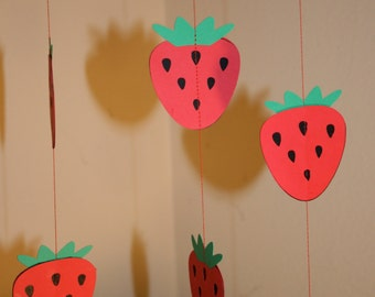 Strawberry Garland, Strawberry Festival,