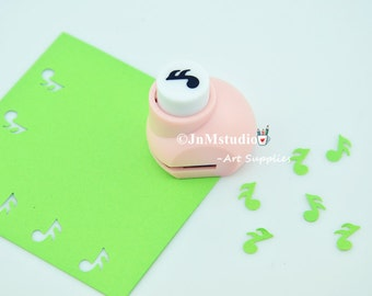 S size-Musical notes Die-cuts Hole puncher Die-cut Machines, scrapbooking cutting machines tools