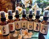 7 Chakra Anointing Oils -...