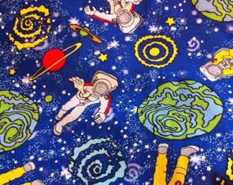 Vintage Astronaut Fabric