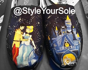 Cinderella Toms SHOES INCLUDED