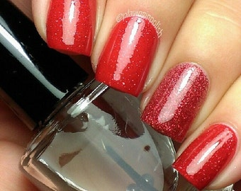 Ruby Slippers- Fine Glitter Polish