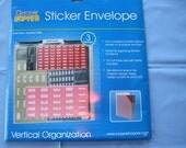 CROPPER HOPPER Sticker Envelopes