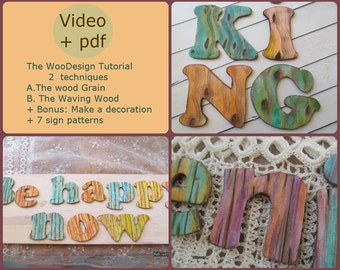 Polymer clay  video tutorial,Polymer clay tutorial, PDF tutorial, E- book,  DIY craft idea, Step by step instructions, Video, Fimo Tutorial,