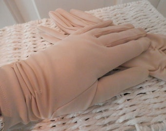 Retro ladies gloves size 7 F.C.L. Gloves