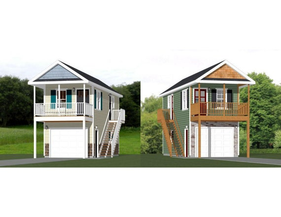 Items Similar To 12x32 1 Bedroom Tiny Homes Pdf Floor
