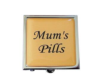 Mum's Pill Box