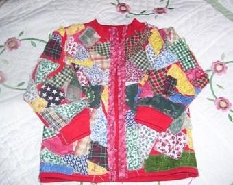Rag jacket coat for girls size 2-4
