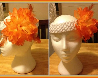 Toddler Crocheted Headband
