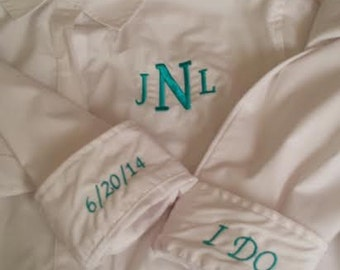 Personalized Button Up Shirt