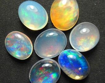 Beautiful mexican opal lot (E1097)