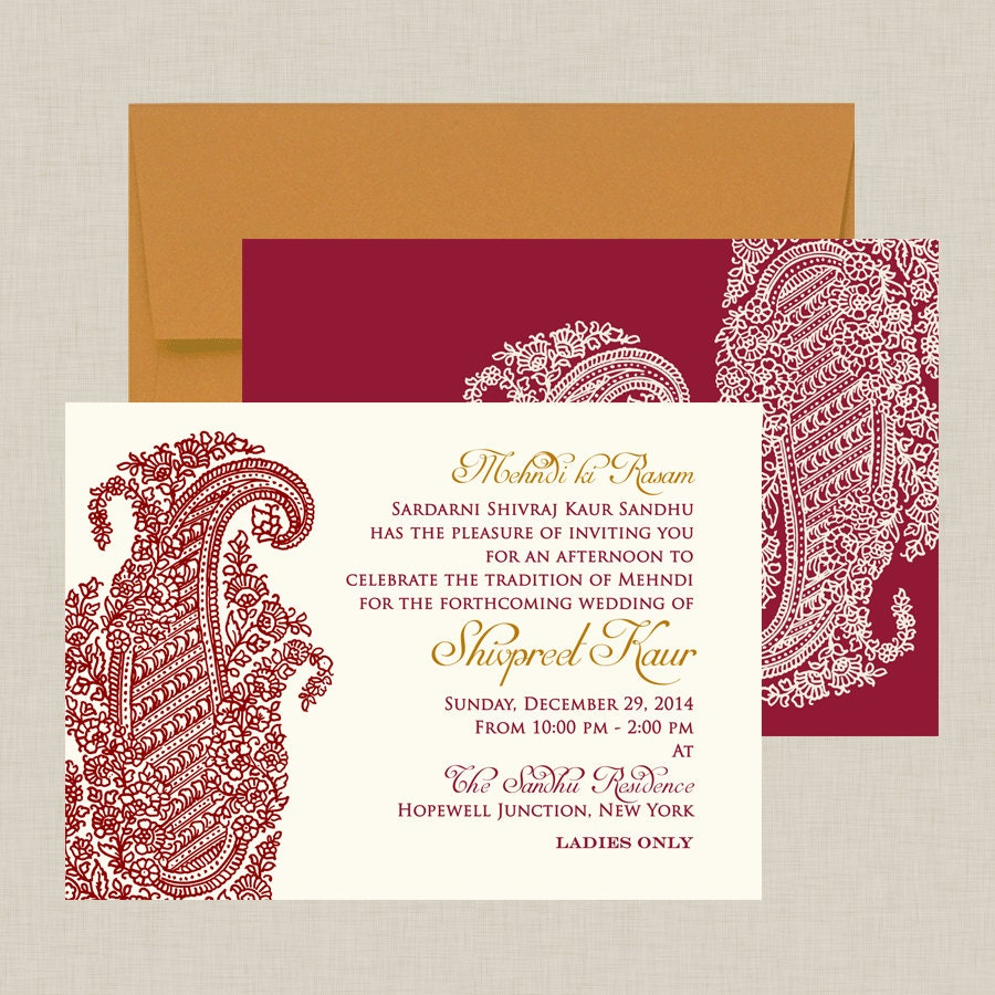 order indian wedding invitations - 28 images - lovely cards order ...