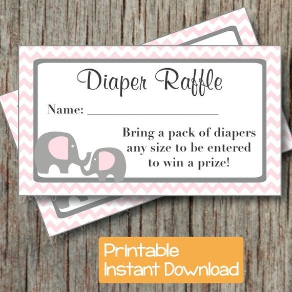 baby shower diaper raffle ticket printable baby shower party powder