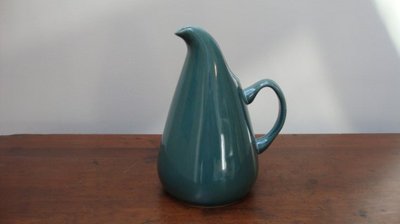 Russel wright seafoam pitcher - Russel wright pitcher ...