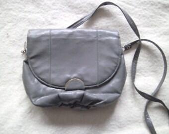 Lovely grey handbag