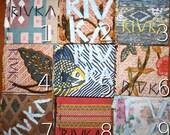 Handmade RIVKA CD cases