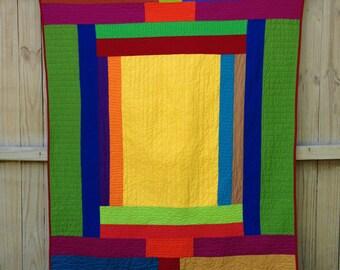 Bold Modern Quilt
