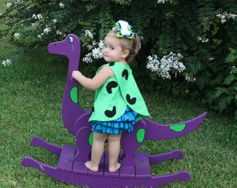 Pebbles Costume