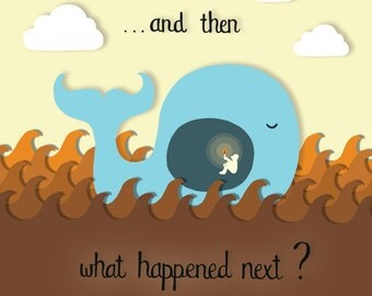"""Print series: """"And Then What Happened Next?"""""""
