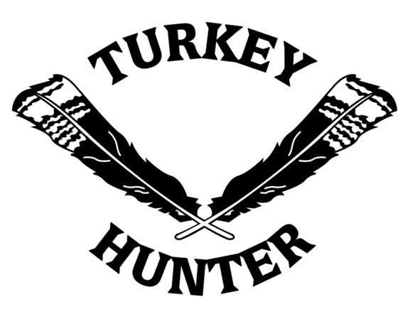 Turkey hunting logos - photo#33