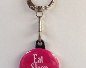 Breast Cancer Awareness Fight Keychain Handmade Keychain, Fight Breast Cancer, Breast Cancer, Breast Cancer awareness