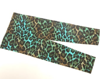 On the Prowl - Teal sleeve