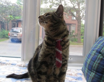 Chainmaille Tie for Cat or Dog
