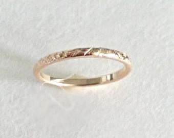 14k Gold Filled Hawaiian Toe Ring
