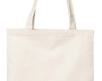 Canvas Tote Bag x 60