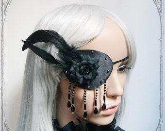 Dark  Pirate Eyepatch