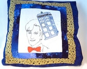 Quilted Doctor Who Pillow...