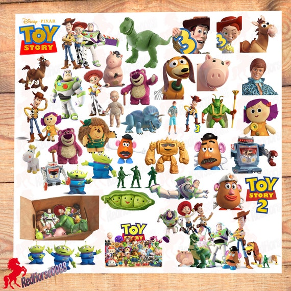 42 toy story disney pixar character png images by redhorse0088