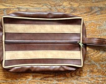Vintage Leather iPad Case