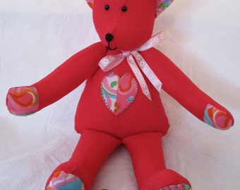 VALENTINE;  A sweet bear for your Love!
